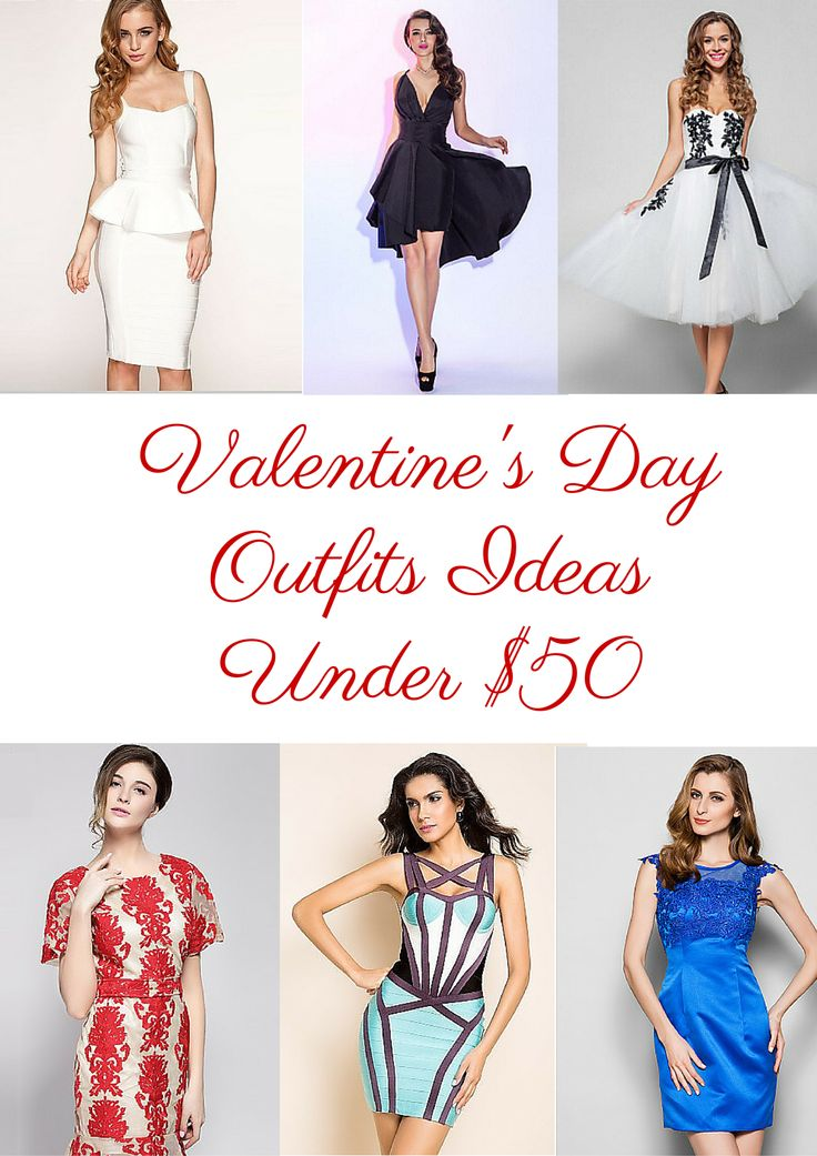If you're looking for the perfect dress for your Valentine's Day date. Here are our gorgeous collections all under $50 – that you're guaranteed to love! Plus, look forward to our Valentine's giveaway! Styling an Valentine's look cannot be easier! Simply throw on a dress, add a killer pair of heels and a statement necklace, and you're good to go.