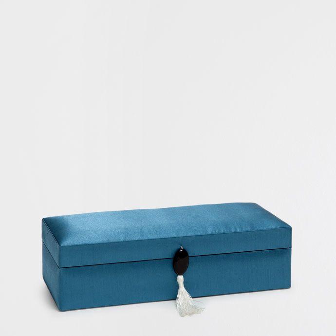 UNIFARBENE SCHMUCKSCHATULLE - Boxen - Dekoration | Zara Home Deutschland
