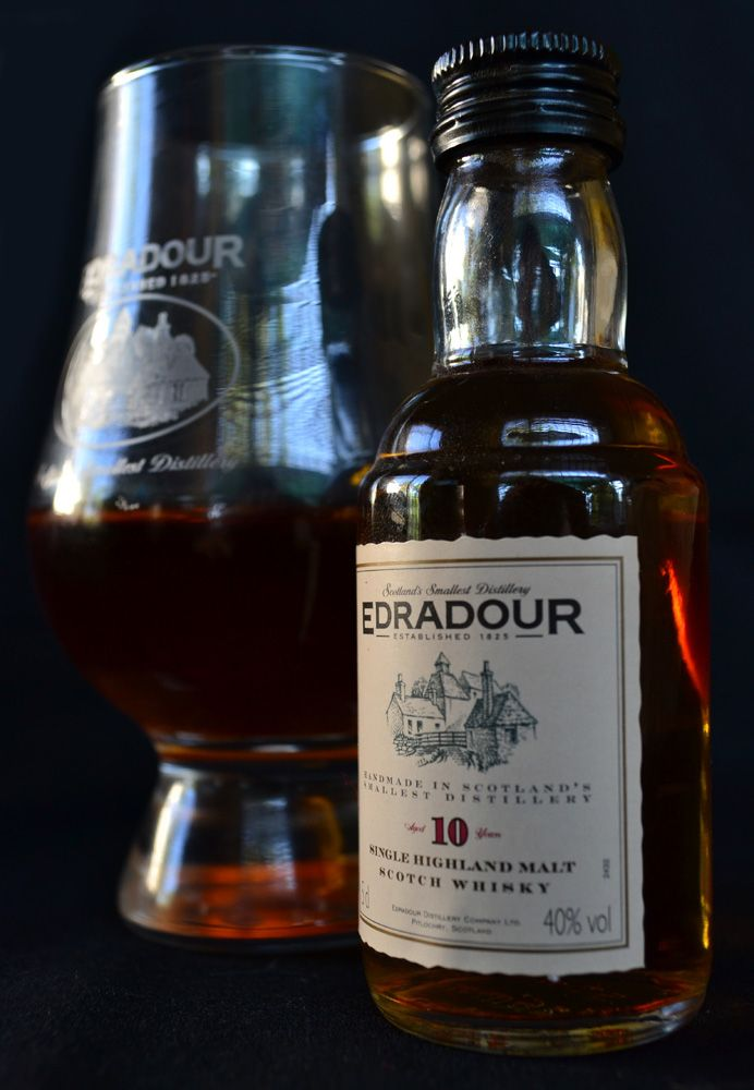 """CY365 January 16 Reserved. This is a special bottle of """"10 year old"""" (bought in 2006, so it's now a 17yr old) of Edradour single malt whiskey! It's being put on reserve for something very special (we just don't know what that special thing will be :D ) . Photo by M.Wecke"""