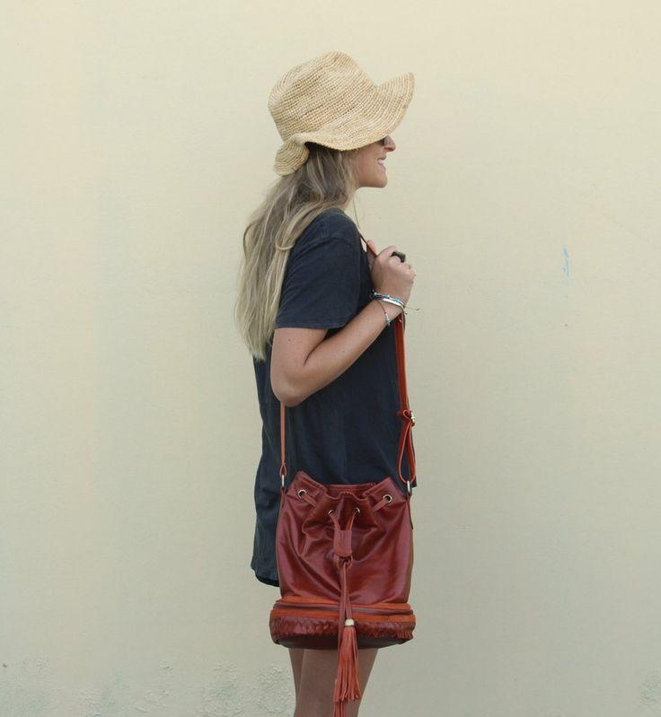 Tari Sling Bag Brown