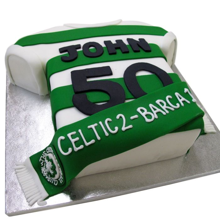 Free UK delivery on all cakes with each cake handmade to order. Book your Football Cake with any team you like easily online or call us on 01753 374 726 - £64,95