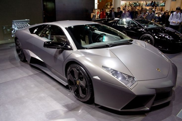 With a price tag of nearly two million dollars, the Lamborghini Reventon is easily one of the most expensive cars from the Lamborghini stables, if not in the whole world. The Lamborghini Reventon was unveiled at the 2007 Frankfurt Motor Show, with the popular Italian sports car manufacturer claiming this supercar was inspired, design-wise, by the world's fastest airplanes, and the mechanical elements and interior by the Murciélago LP640.
