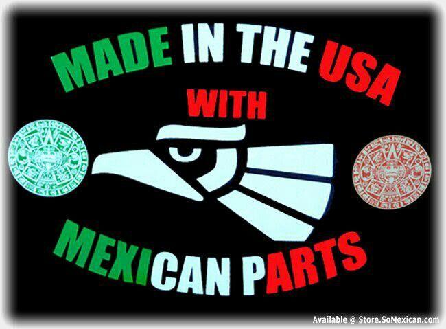"MEXICAN AMERICAN ""CHICANO"""