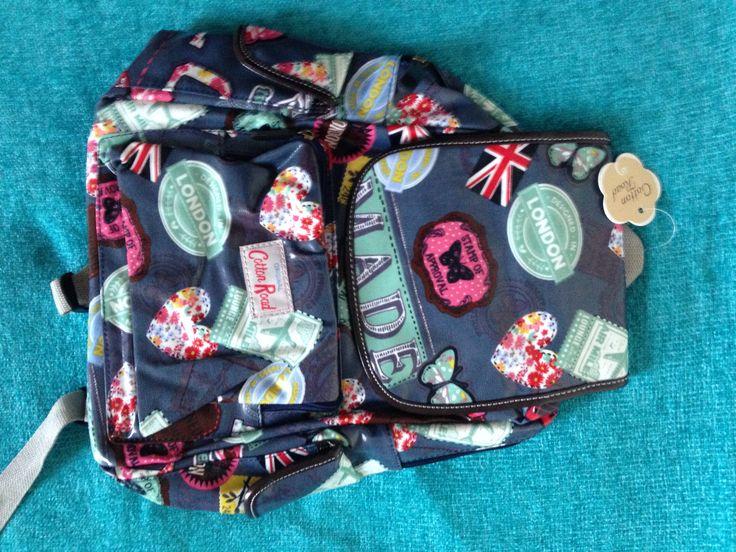 Cotton Road Bag http://christellespoelstr.wix.com/curioser