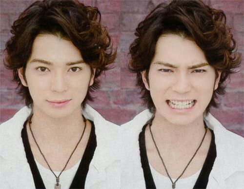 Matsumoto Jun from Arashi! I love his hair!