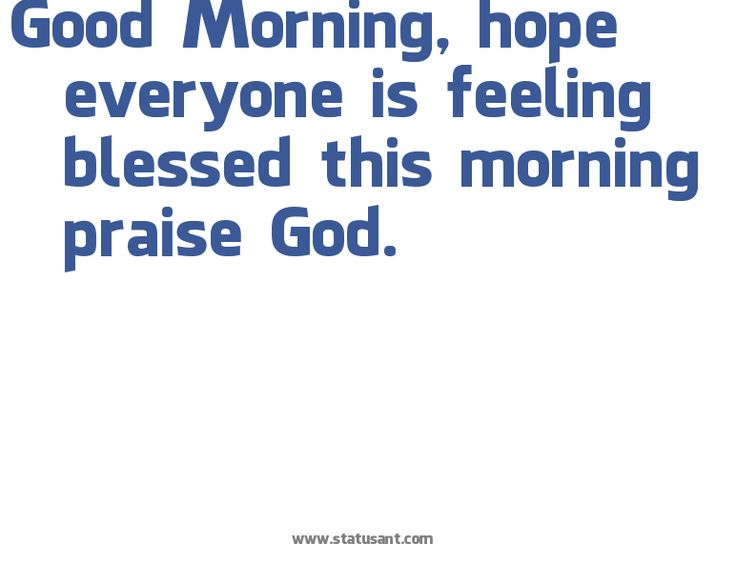 Good Morning Everyone In Kapampangan : Best images about blessed morning on pinterest each
