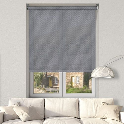 Controliss Visio-Lux Empire battery powered roller blind.#HomeDecor #InteriorDesign #Decor #RollerBlinds #CreateYourHome #BudgetBlinds #WindowShades #Window #Design #Blind #WindowCoverings #Windows #Blinds #MadeinUK
