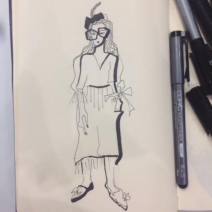 follow me on instagram @alexandra_melkonyan Alexandra Melkonyan illustration