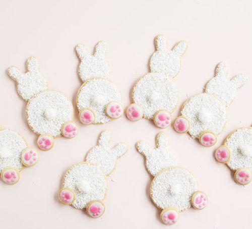 White rabbit biscuits