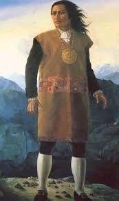 16 – La implementación de las agresivas Reformas Borbónicas en el siglo XVIII fomentaron sucesivas rebeliones que desembocaron en la violenta Rebelión de Túpac Amaru II(1780-1781).