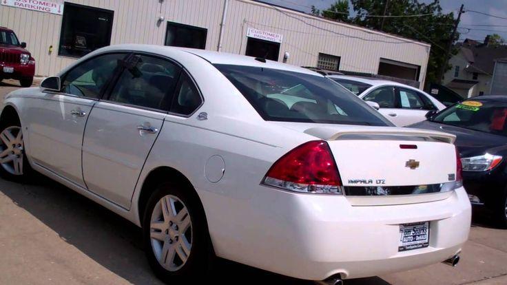 2007 Chevrolet Impala LTZ Dekalb IL near Cortland IL