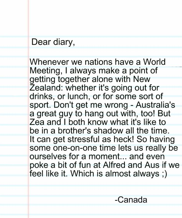 "A Hetalia Diaries entry by Kita Inoru: ""I haven't done anything with Australia or New Zealand before in these entries, but I thought I'd give it a shot. And, incidentally, they got processed and posted just in time for ANZAC Day. :) """