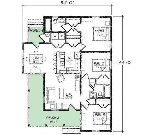 73 best home images on Pinterest   Cottage, Craftsman home