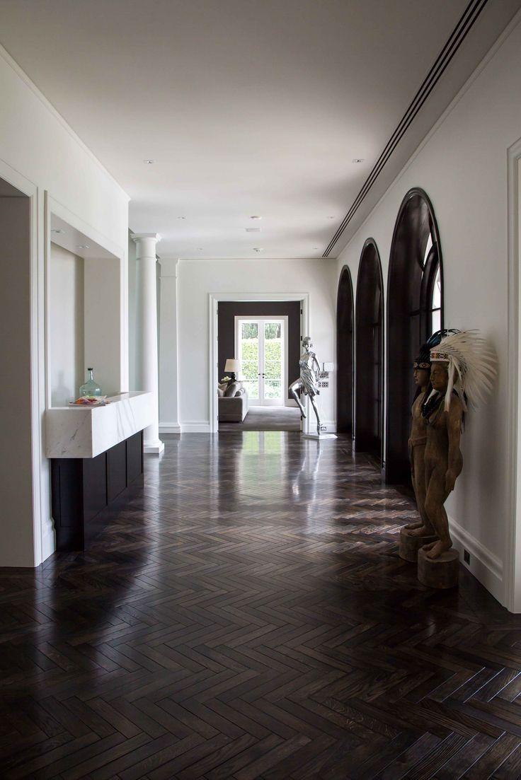Incredible hall with private home bar. www.thekitchendesigncentre.com.au  @thekitchen_designcentre