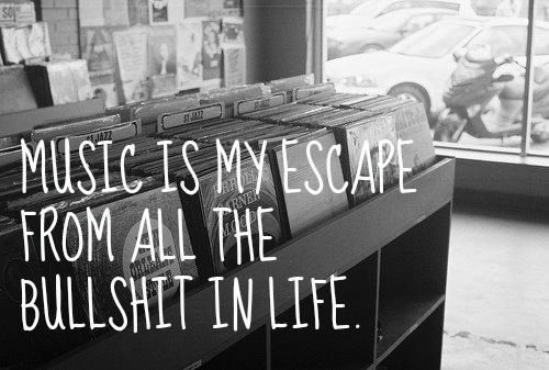 Twenties: You can't imagine your life without music. | Being A Music Fan In Your Twenties Vs. Your Thirties