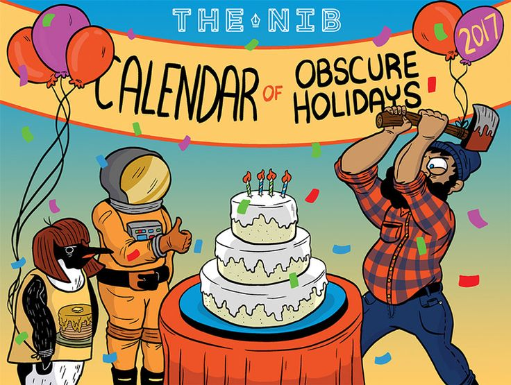 odd holidays and observances in March | just b.CAUSE