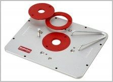 Aluminium TLR Router Plate Triton Routers
