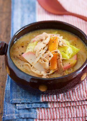 食べ過ぎのリセットに♪男子も喜ぶ『ちゃんぽん風おかずスープ』 by Yuu | レシピサイト「Nadia | ナディア」プロの料理を無料で検索