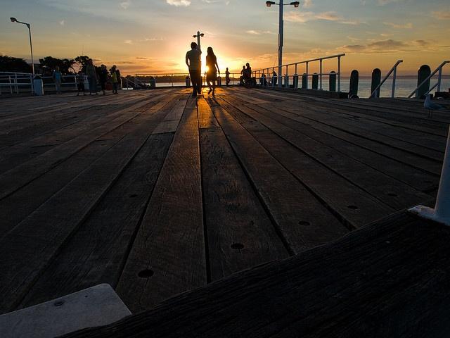 Cowes Pier, Phillip Island