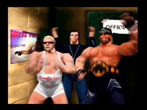 WCW/nWo Revenge Intro (N64)