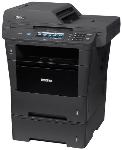 Brother Printer MFC8950DWT Wireless Monochrome Printer with Scanner, Copier and Fax