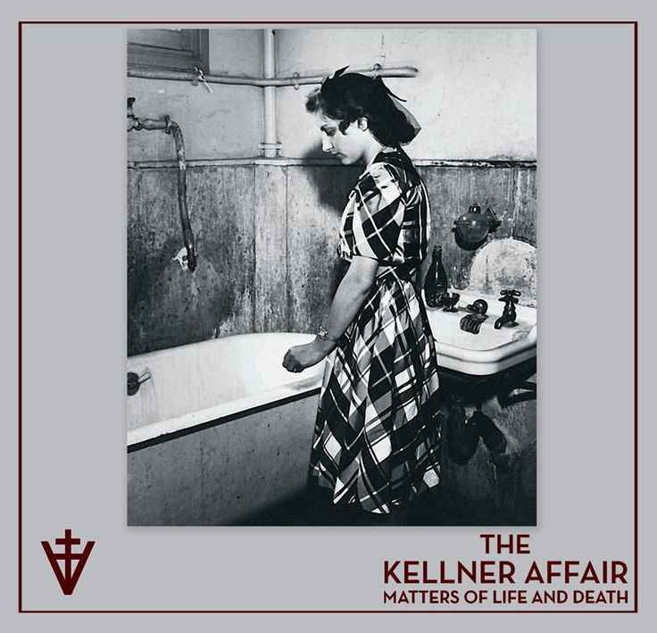 The members of Phill were tortured by Violette Morris or one of her underlings. Here an image taken in September 1944 of a Gestapo torture chamber where victims were immersed in icy water. (Peter Larsen) The Kellner Affair #KellnerKickoff
