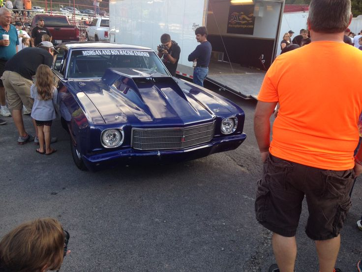 Doc's car off of street outlaws