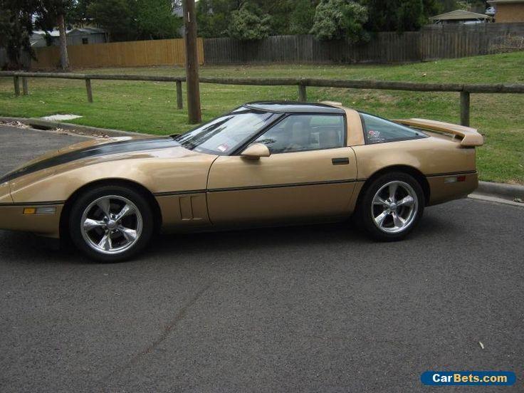 1985 Corvette RHD #chevrolet #corvette #forsale #australia