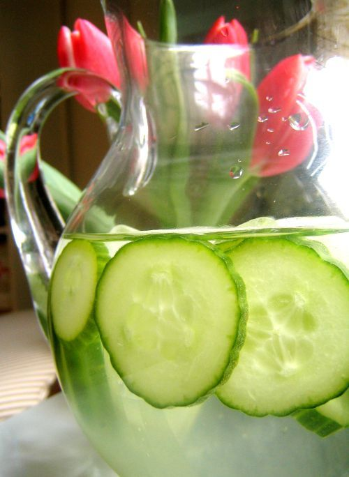 Cucumber Water RecipeIce Water, Food, Snyder Waterwednesday, Healthy Drinks, Kimberly Snyder, Simple Pleasure, Water Recipes, Cucumber Water Recipe, Drinks Water