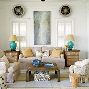 Coastal Living Rooms Design Gaining Neoteric Coastal Coastal Living ...