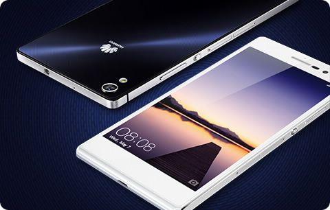 Telefony Komórkowe-Ascend P7-Właściwości - Huawei Consumer BG