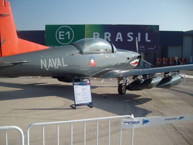 Pilatus PC-7 Chilean Navy
