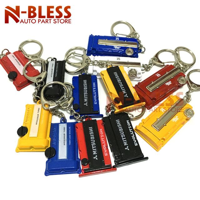 Personalised Engraved Car Shaped Keyring Gift For Passing Driving Test
