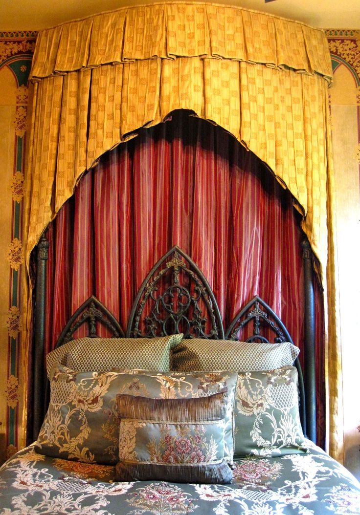 48 Best Images About Victorian Bedrooms On Pinterest