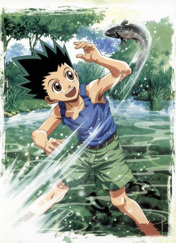 انمي شباب 2018 صور انمي شباب 2018 Jǒŏƒ Hunter Anime Poster Prints Anime Images