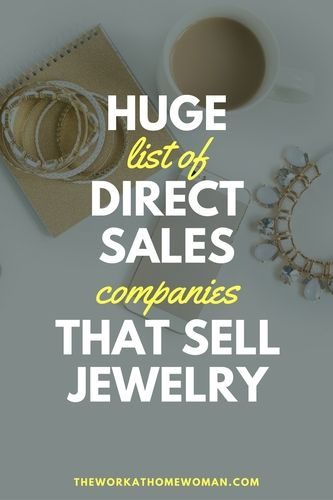If you've been thinking about launching a home-based business, and you love jewelry, style, and accessories — here are some direct sales companies to check out. via @hollyrhanna
