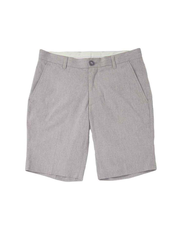 Brooksfield Online Shop: chino short - bfu620 grey