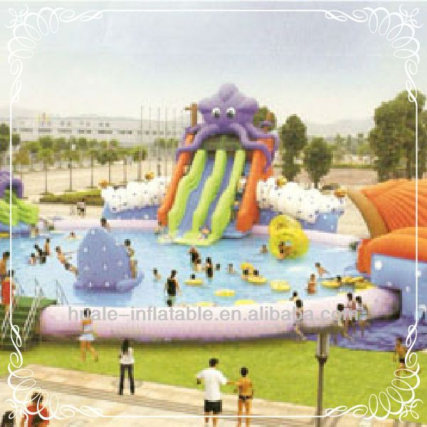 Myrtle Beach Inflatable Water Park