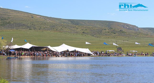 As Cape Town's premier rock festival – Rocking the Daisies –draws near, we take a look at RHIs various festival tents, their uses, and absolute versatility.
