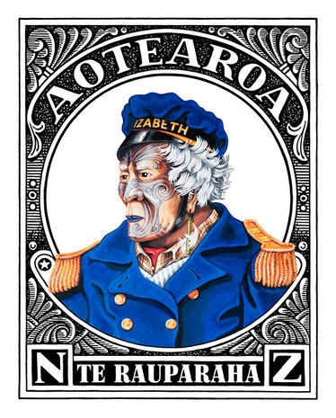 Lester Hall   Te Rauparaha   The Maori War Chief