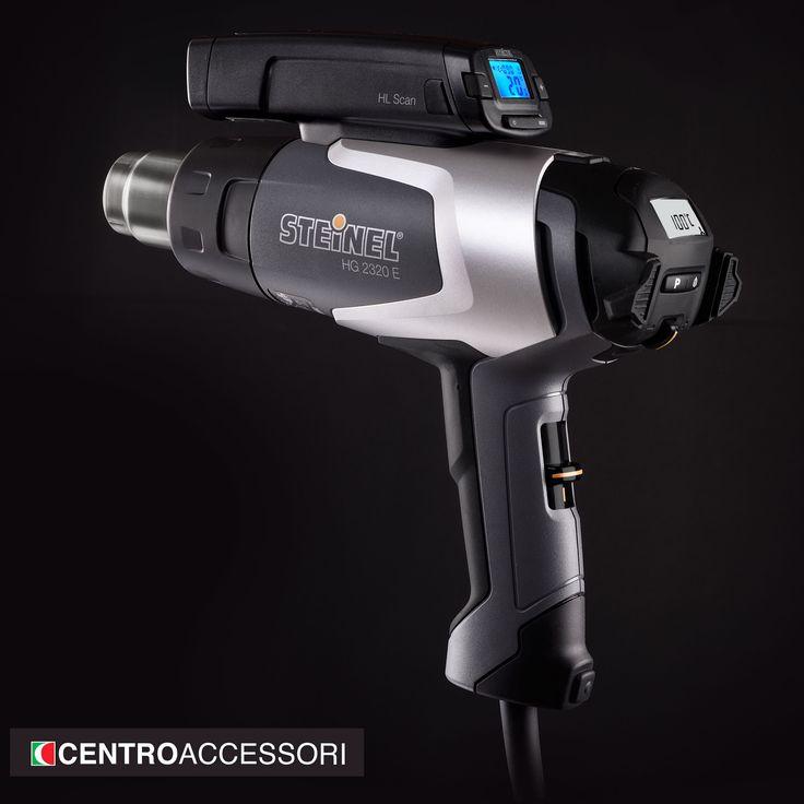 Pistola bruciafili professionale. Professional gun to burn threads. #CentroAccessori