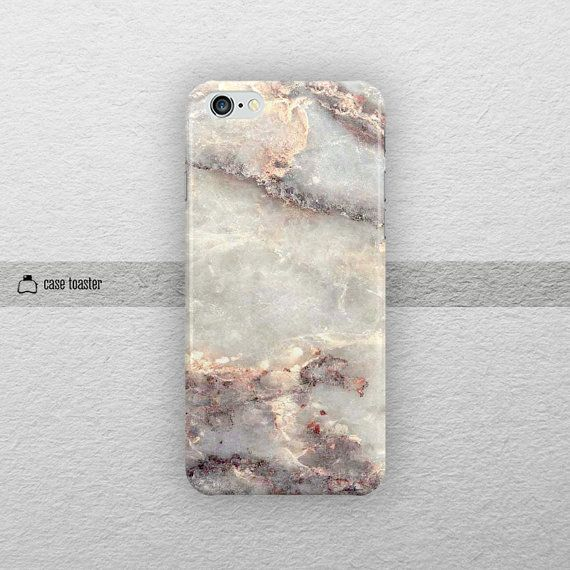 Amber marble iphone 6 case 4.7 iphone 6 plus case by CaseToaster