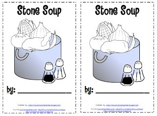 It's just an image of Insane Stone Soup Story Printable