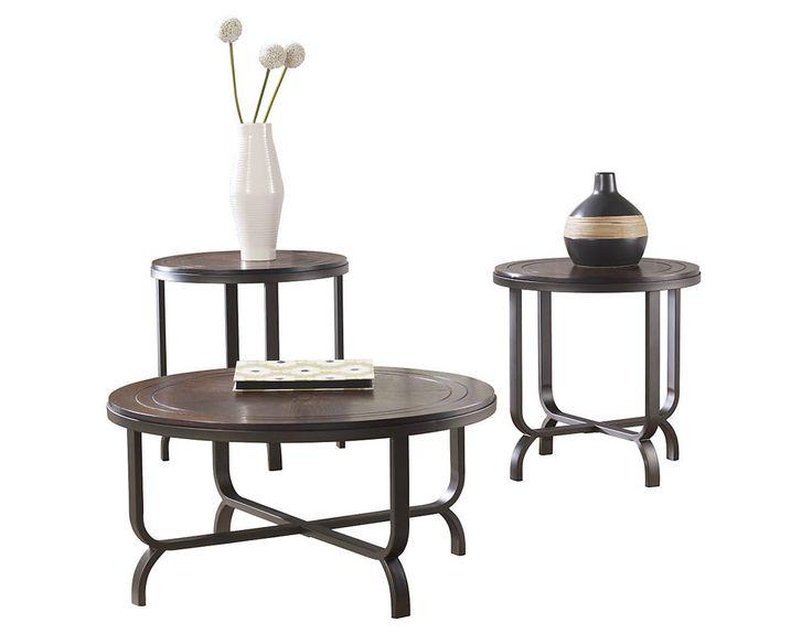 Стол (н-р из 3шт.) T238-13 — Центральный Дом мебели
