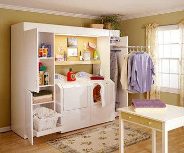 Ideas for my laundry