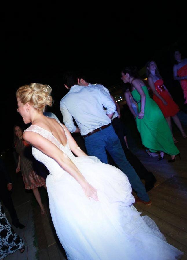 Sur mesure Wedding Dress by Megla-m