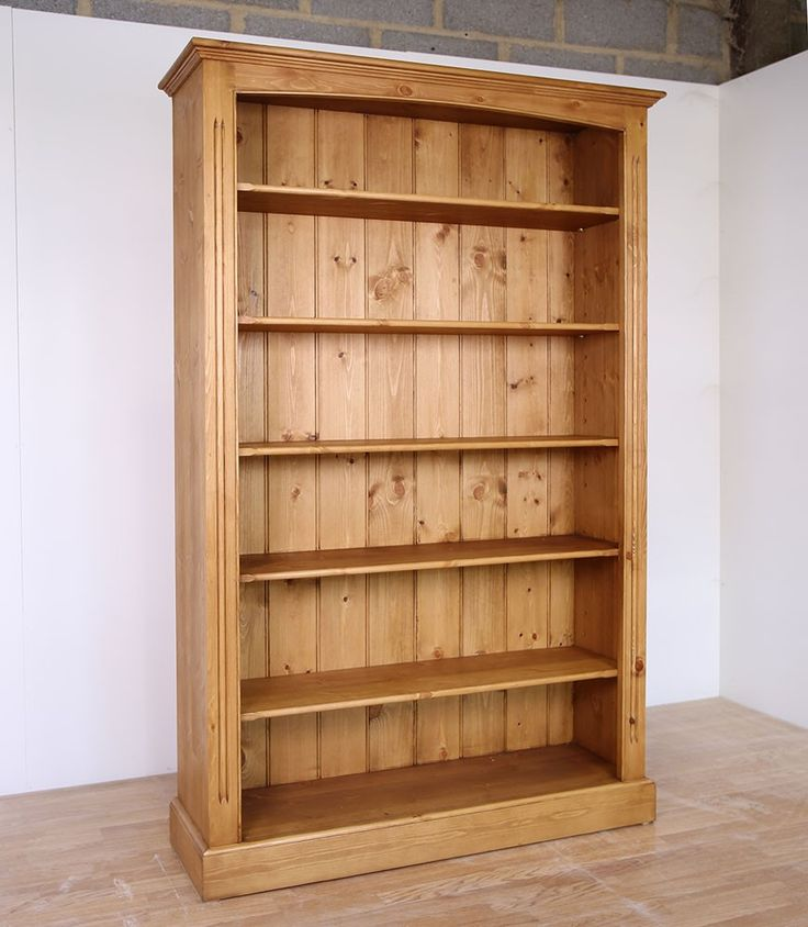 Cheap Pine Bookcase - Home Office Furniture Desk Check more at http://fiveinchfloppy.com/cheap-pine-bookcase/