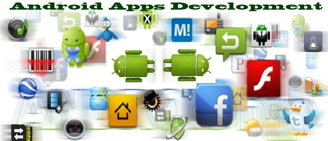Choose Your Android Apps from my Apps Center.