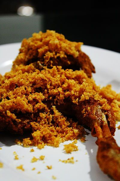 Ayam Goreng Kalasan indonesian. Asian food