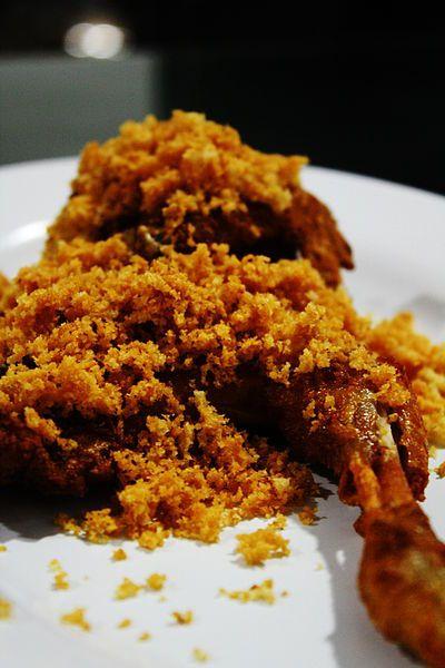Ayam Goreng Kalasan indonesian. Asian food